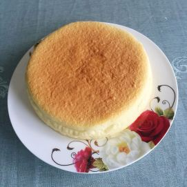 Japanese Cheese Cake (日式芝士蛋糕)